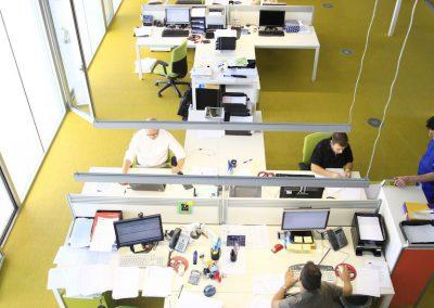 Oficinas Ecus